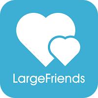 large friends logo